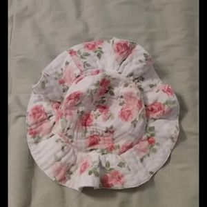 Like New! Mud pie 100% cotton sunhat  Girls 2-5T